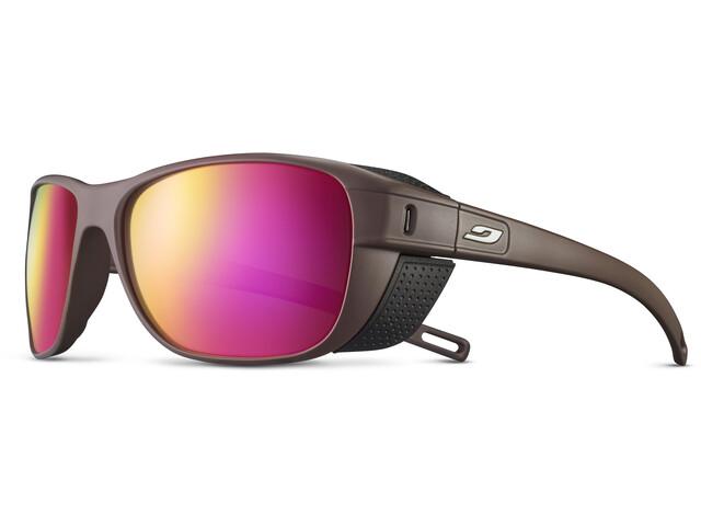 Julbo Camino Spectron 3CF Sunglasses brown/black/multilayer rosa